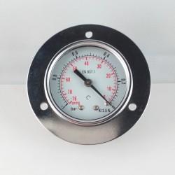 Vuotometro -1 Bar diametro dn 50mm con flangia