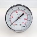 Dry pressure gauge 16 Bar diameter dn 63mm back